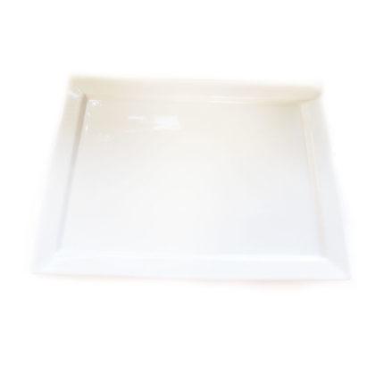 Vorlegeplatte Porzellan 43 x 32 cm
