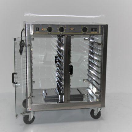 Wärmewagen Glas für GN-Einsätze