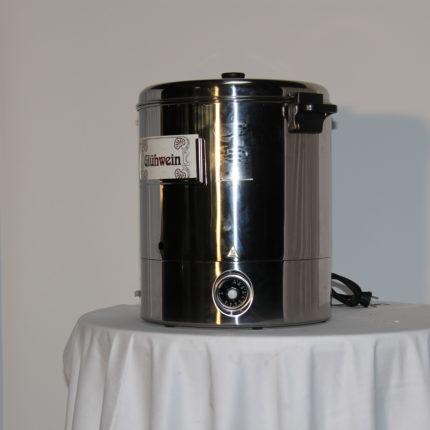Glühweinkocher Edelstahl 27 l