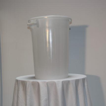 Kunststoffbehälter/Mülleimer 120