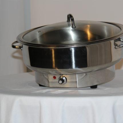 Chafing Dish rund 6