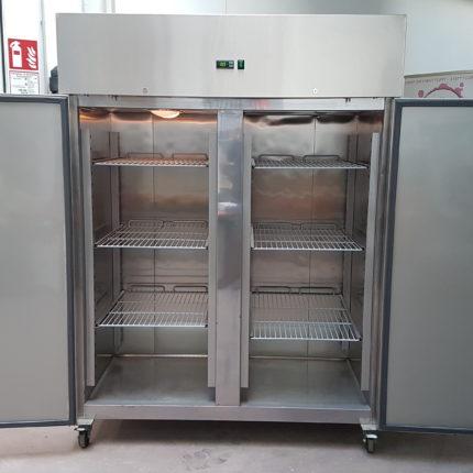 Doppelkühlschrank niro