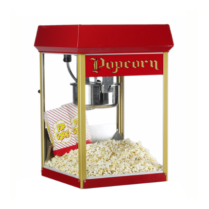 Popcornmaschine Tischgerät