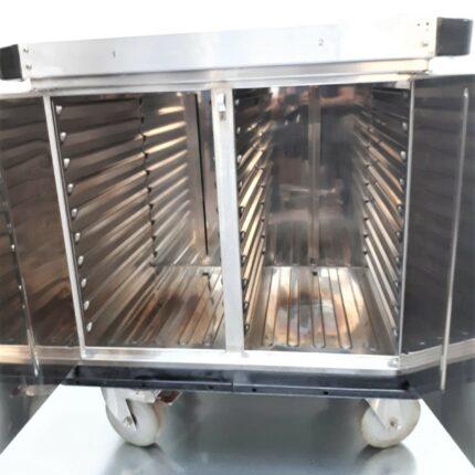 Wärmewagen Niro für GN-Einsätze