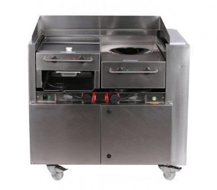 Varithek Air Cleaning System Kochstation