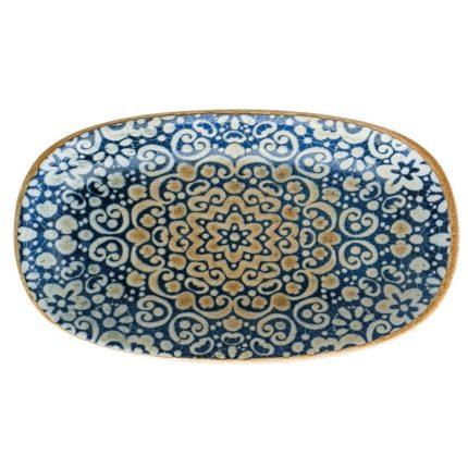 Platte oval 15 x 8,5cm