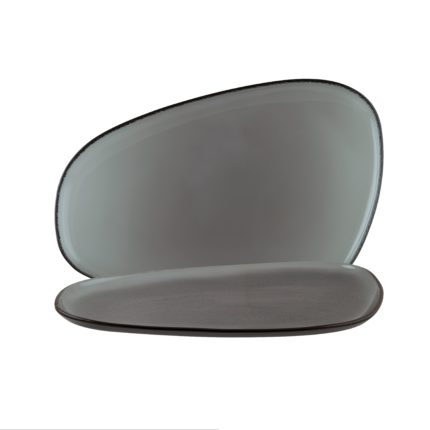 Platte oval 39cm