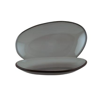 Platte oval 21cm