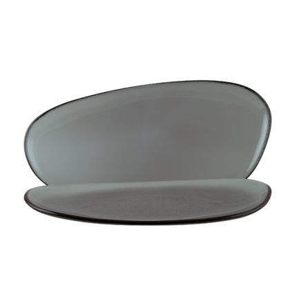 Platte oval 29cm
